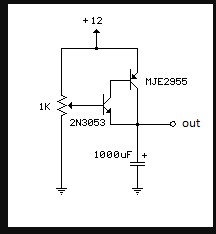 RANGKAIAN REGULATOR VARIABLE