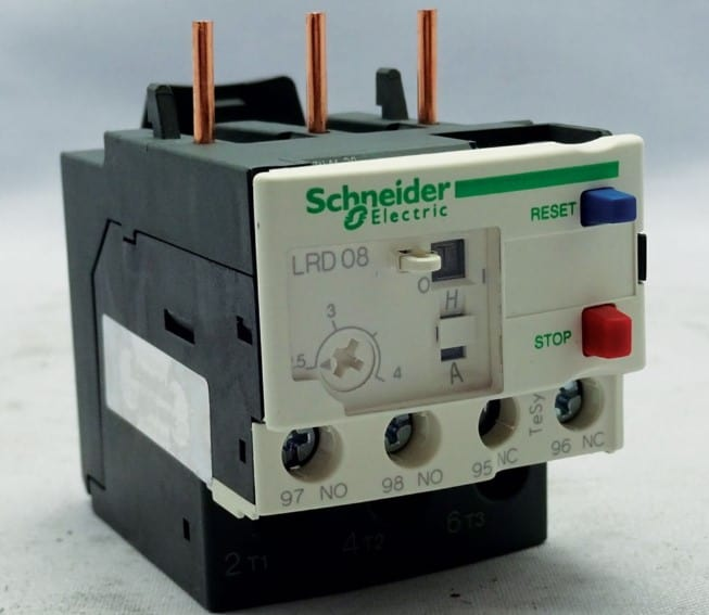 Thermal Overload Relay (TOR